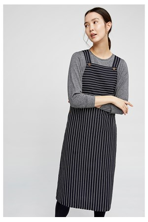 Mindy Pinafore Dress