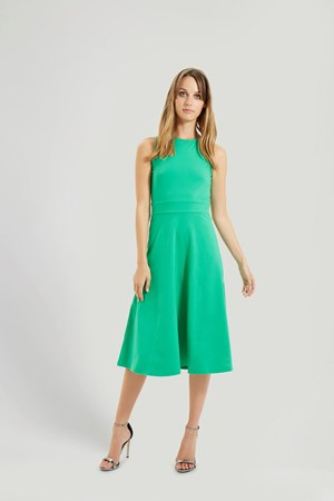 Rebecca Dress in Green