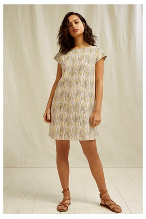 Rohina Abstract Dress