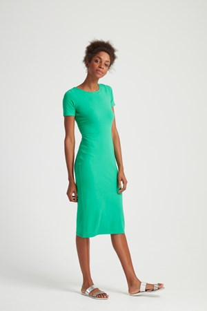 Sheridan Dress in Green