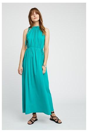 56ad8352648 Stacie Maxi Dress. 100% Organic Cotton