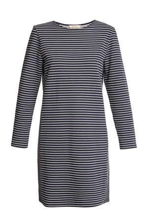 Striped Veronica Dress