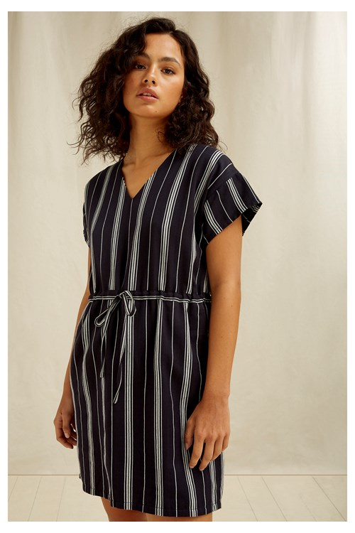 Tess Stripe Dress