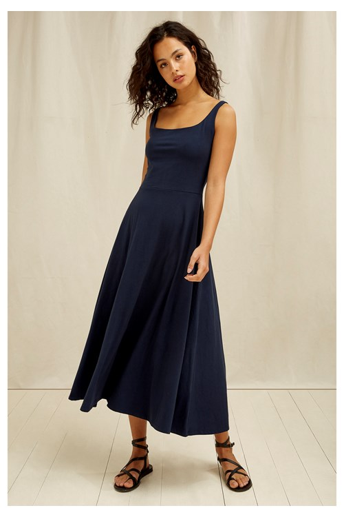 Tyra Dress In Navy