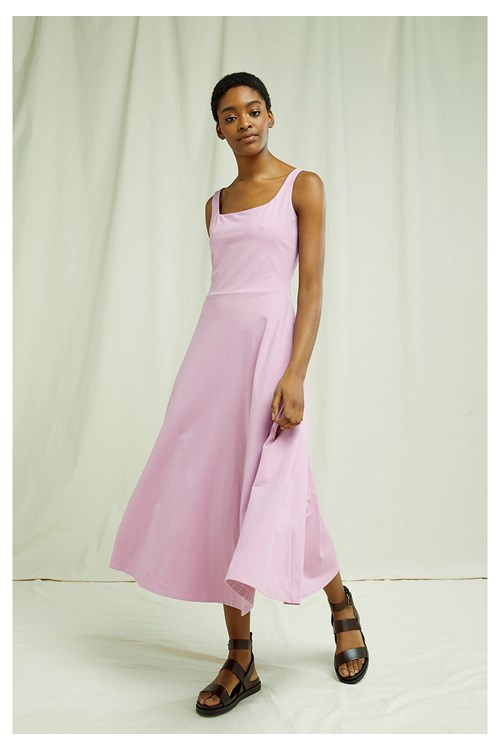 Tyra Dress In Pink