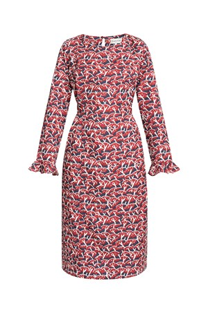 V&A Cherry Orchard Dress