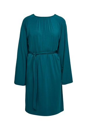 Vella Dress in Turquoise