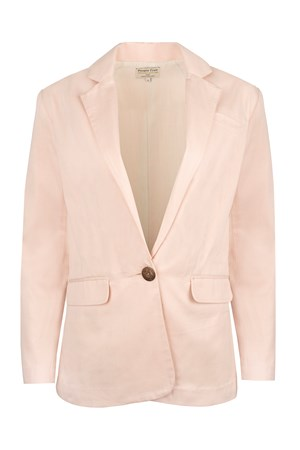 Mirren Blazer In Pink