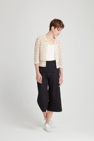 Olwen Vintage Cardigan in Cream