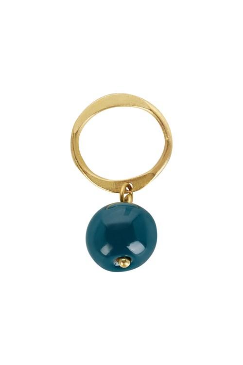 Sam Ubhi Ceramic Bead Ring from People Tree