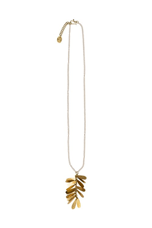 Teardrop Necklace from People Tree