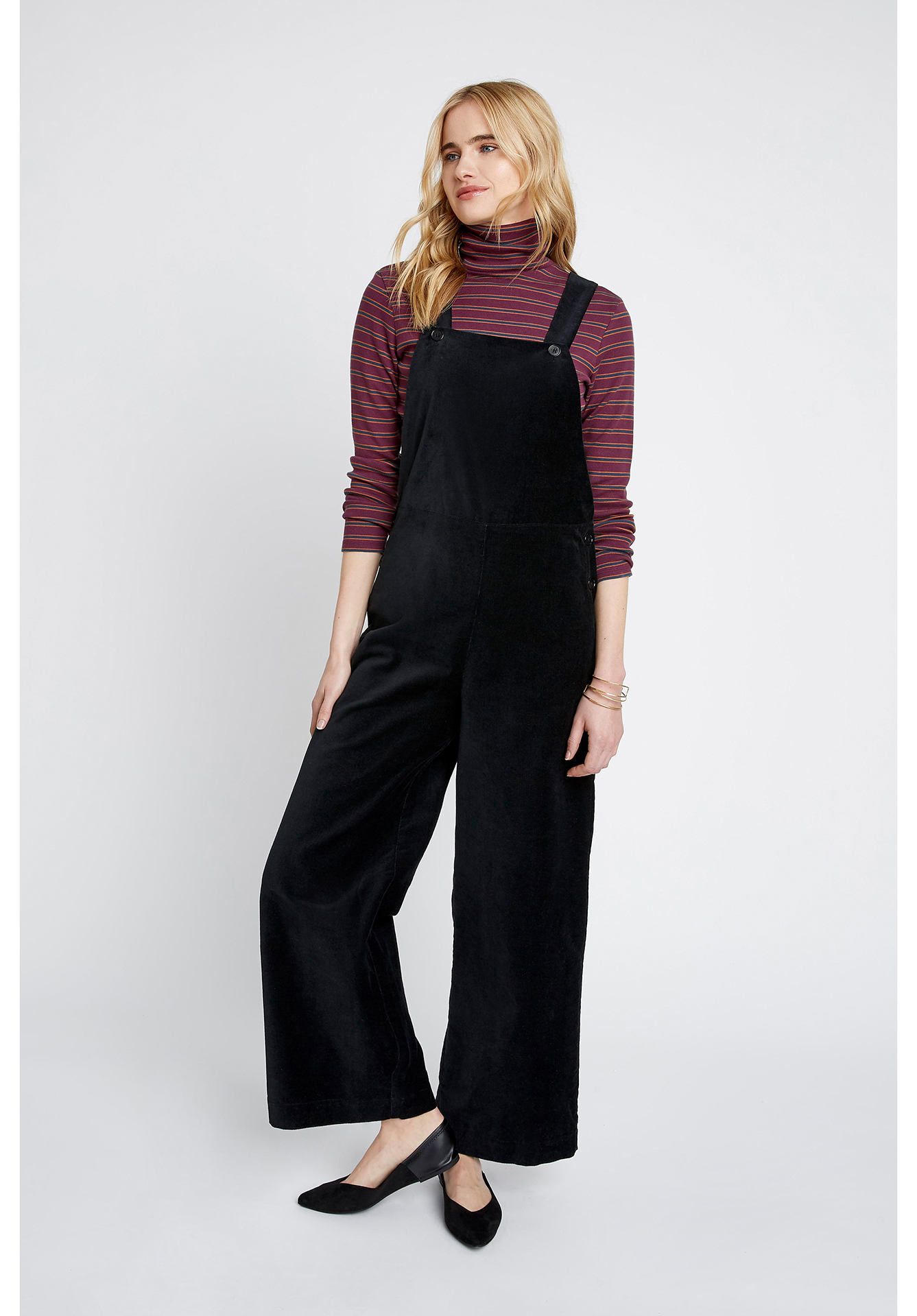 Jumpsuits Ali Velvet Dungarees With Hood 10