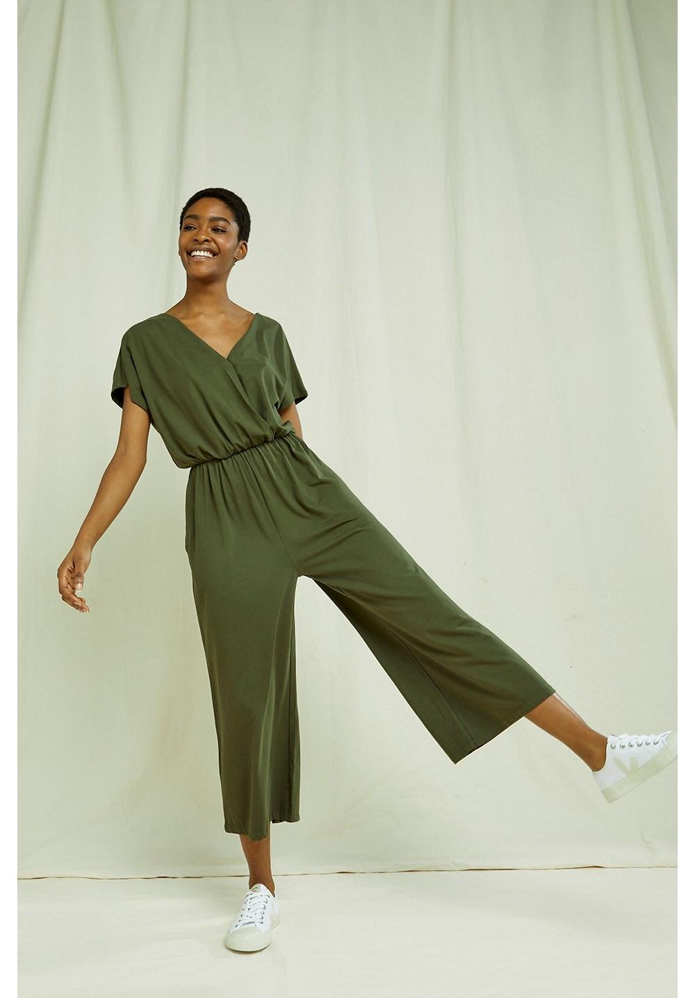 People Tree Womens Odette Jumpsuit