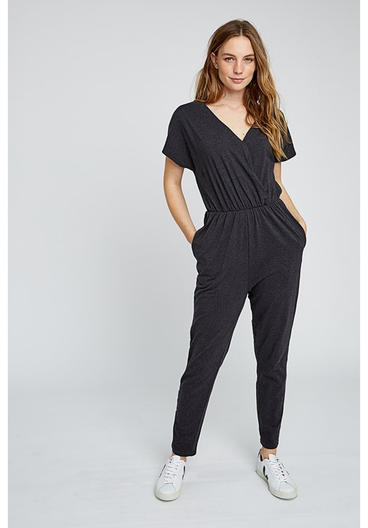 Oliana Jumpsuit in Grey
