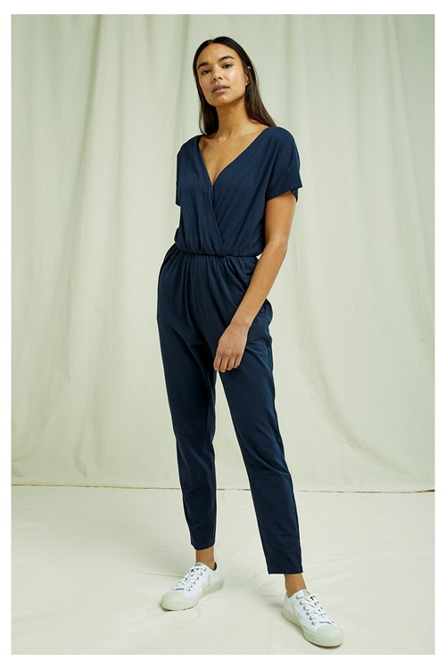 Oliana Jumpsuit in Navy