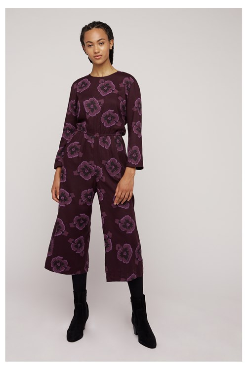 Portia Pansy Jumpsuit from People Tree