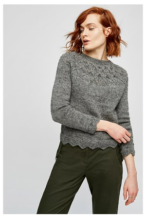 Aria Jumper in Grey