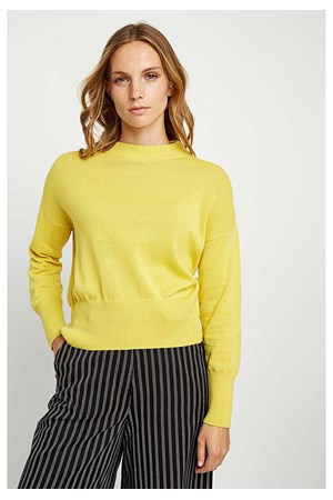 Charlotte Jumper in Yellow
