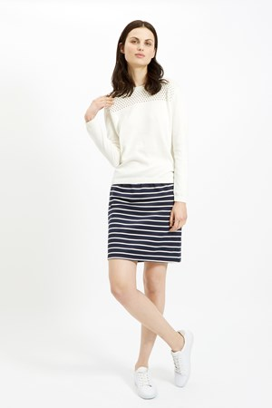 Eva Jumper in Eco-White