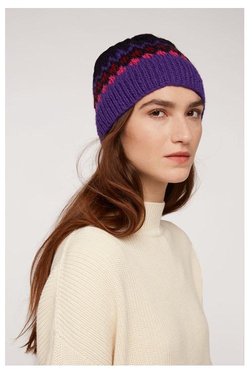 Fairisle Hat from People Tree