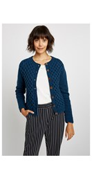/women/honeycomb-cardigan-in-navy