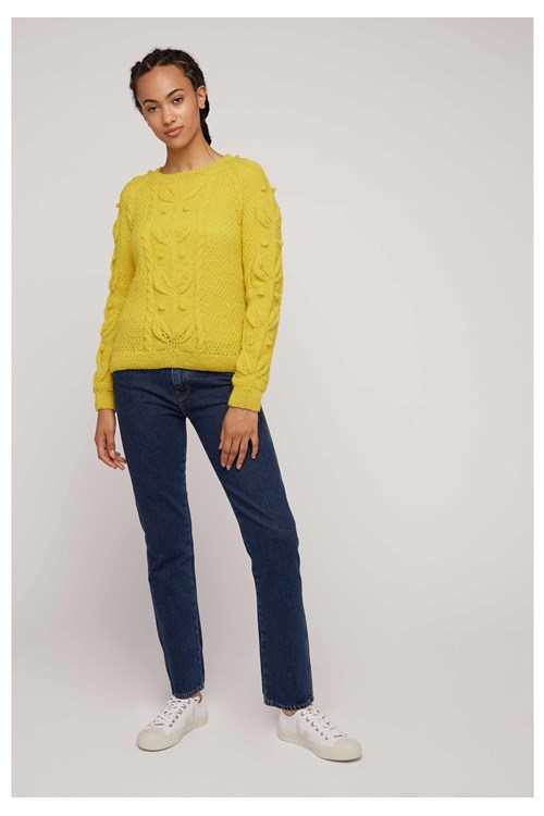 Joni Jumper In Yellow
