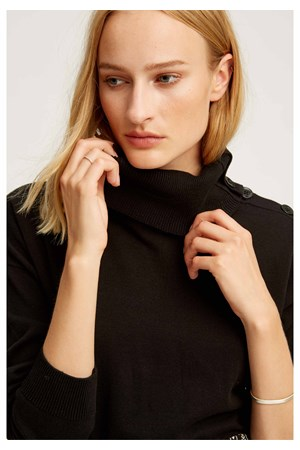 Larsen Jumper Black