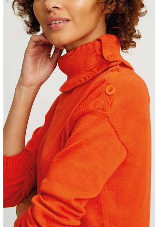 Larsen Jumper Orange
