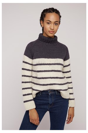 Liz Stripe Jumper