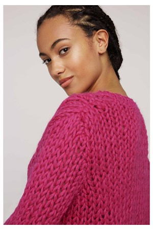 Lucia Chunky Knit Jumper