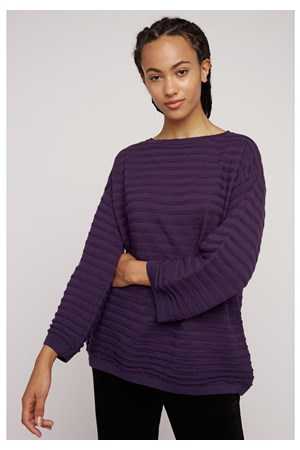 Miki Jumper In Purple