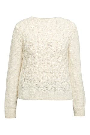 Nuala Jumper in Cream