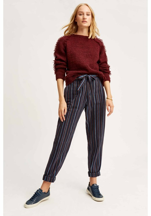Rilla fringed jumper from People Tree