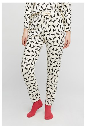 Cat Pyjama Trousers