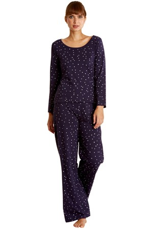 Stars Pyjama Long Sleeve Top