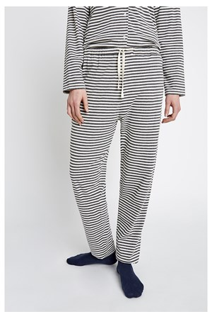 Stripe Grey Pyjama Trousers
