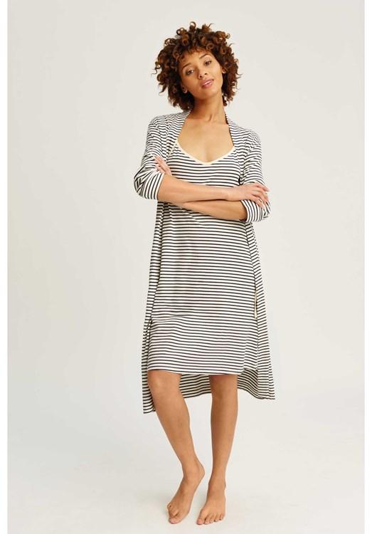 Stripe Nightdress from People Tree