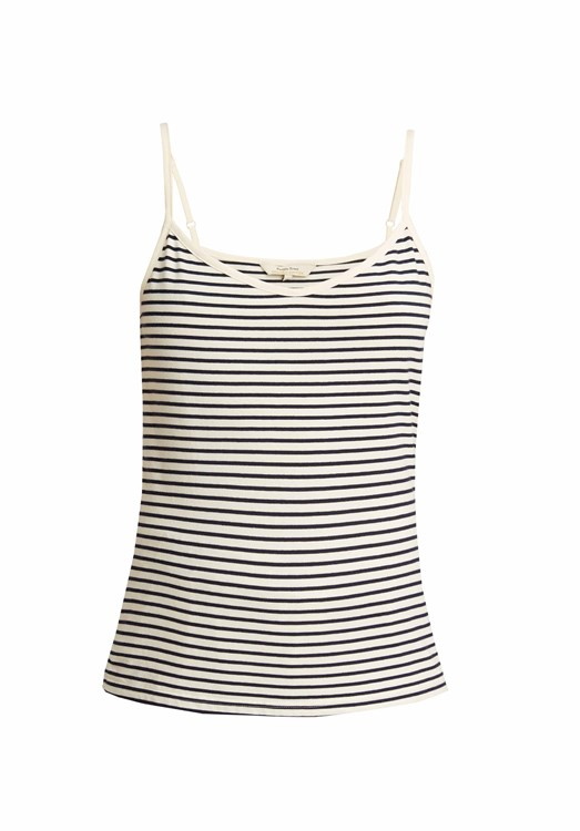 Stripe Pyjama Camisole Top