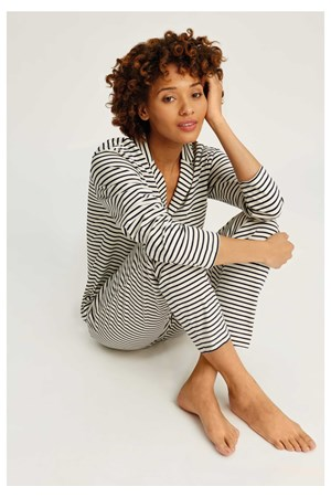Stripe Pyjama Shirt