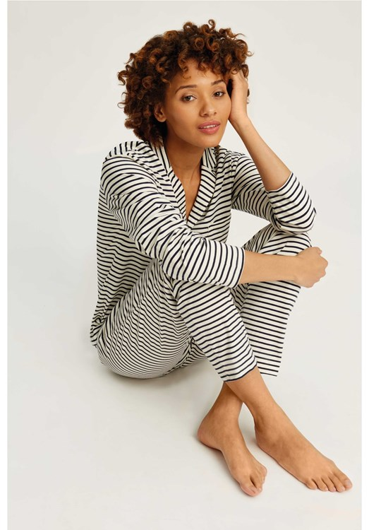 Stripe Pyjama Shirt from People Tree