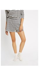 /women/stripe-grey-pyjama-shorts-