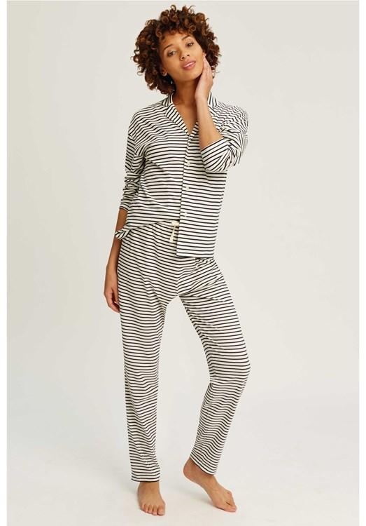Stripe Pyjama Trousers from People Tree