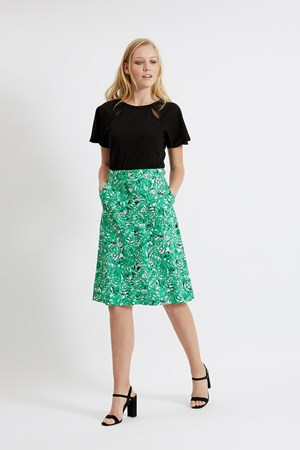 Alexandra Skirt  in Green