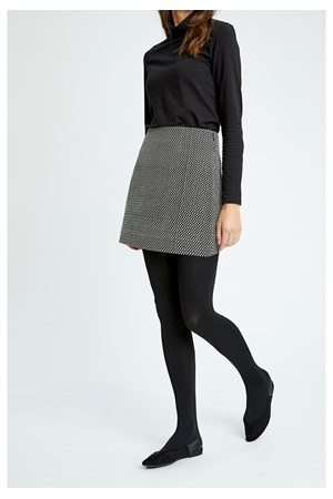 Aurelia Checked Skirt