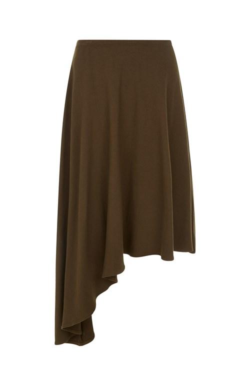 Etta Asymmetric Skirt from People Tree