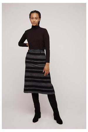 Josie Stripe Skirt