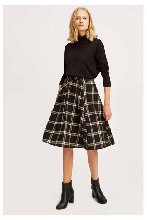 Skirts Lani Checked Skirt