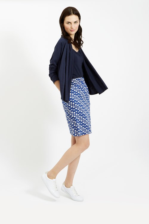 Lauren Skirt in Blue
