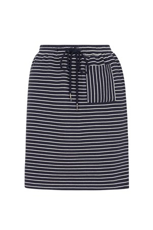 Lia Stripe Skirt