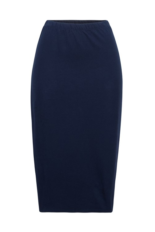 tree tammy pencil skirt in navy